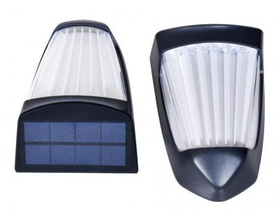 Aplique led solar 400 lm...