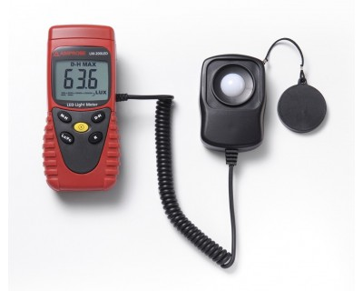 LUXÓMETRO DIGITAL LM-200 LED
